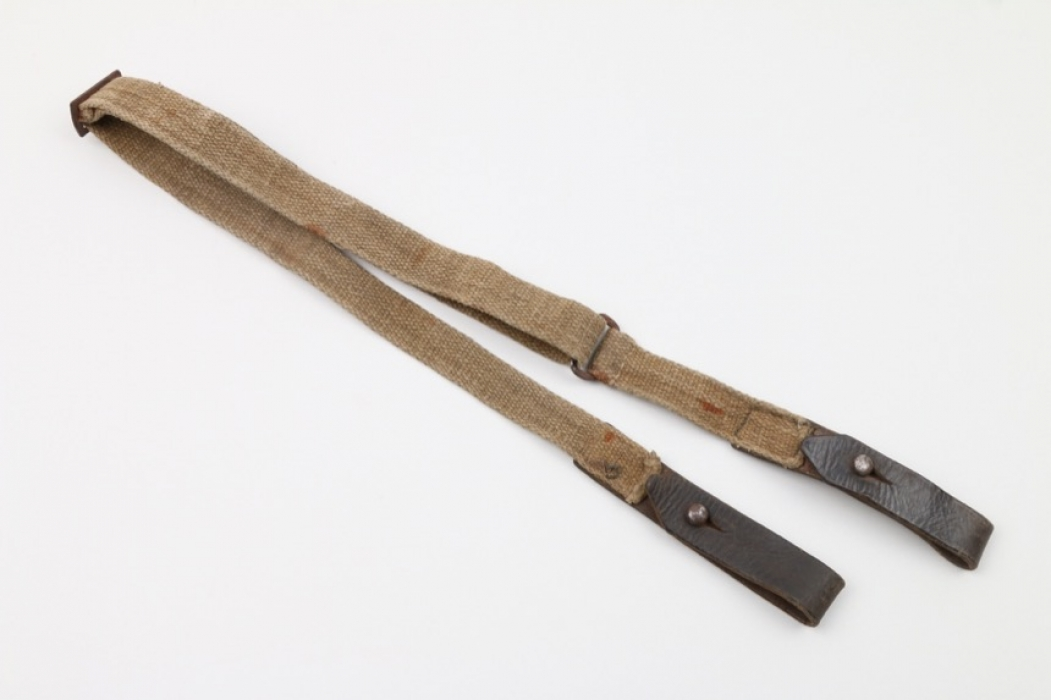 Unknown Wehrmacht carrying strap