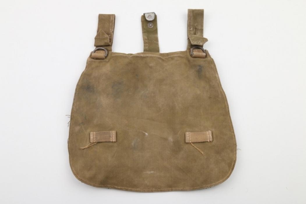 Tropical Wehrmacht Heer bread bag - 1942