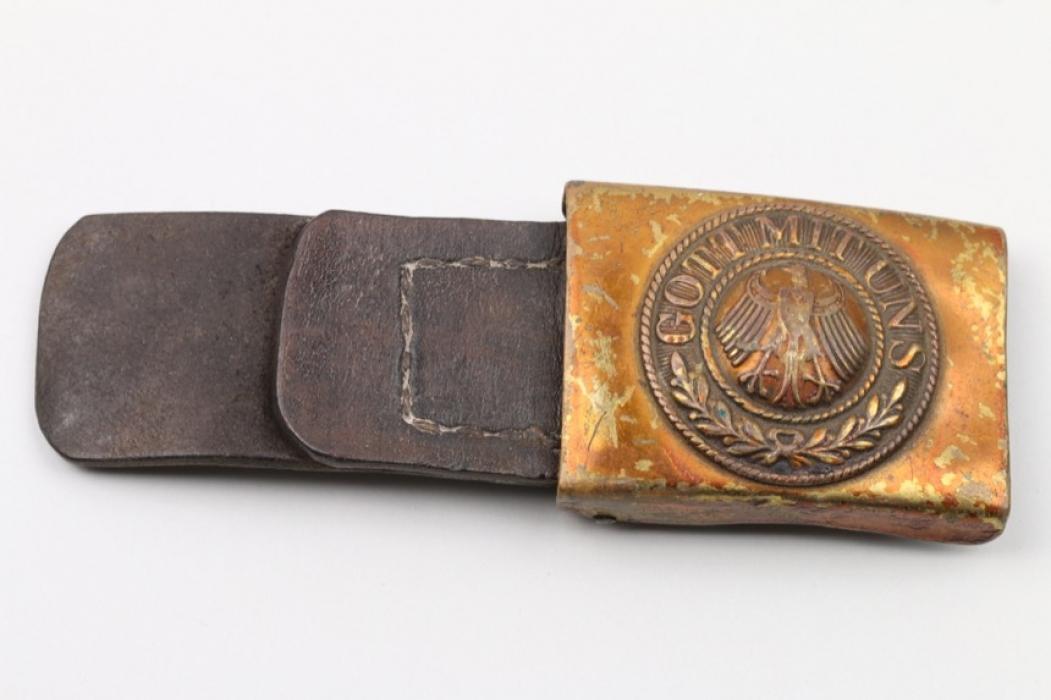 Reichsmarine buckle EM/NCO