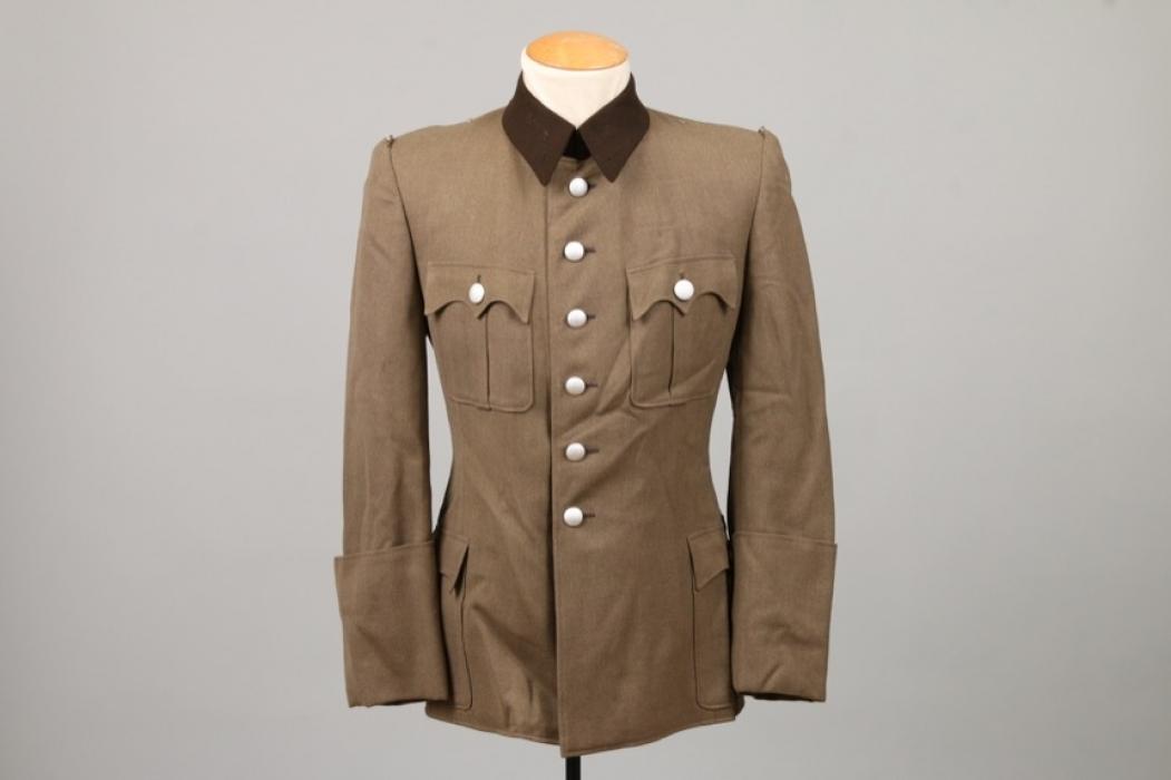 RAD leader's tunic - named (1943)