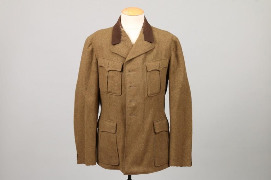 RAD EM/NCO tunic