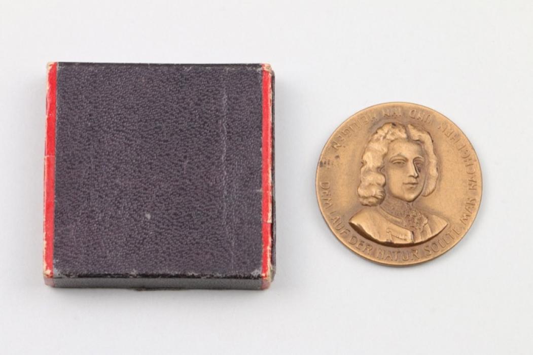 Medaille 200 Jahre EHEMALIGES ADELSPÄDAGOGIUM IN HERRNHUT