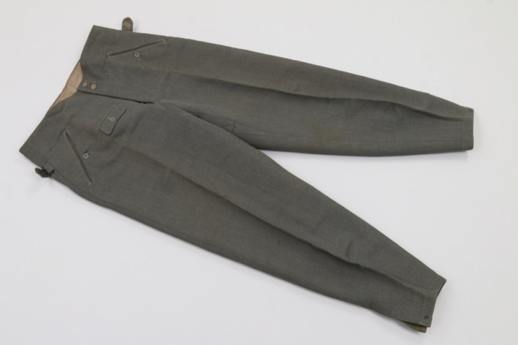 Heer M43 field trousers - unworn