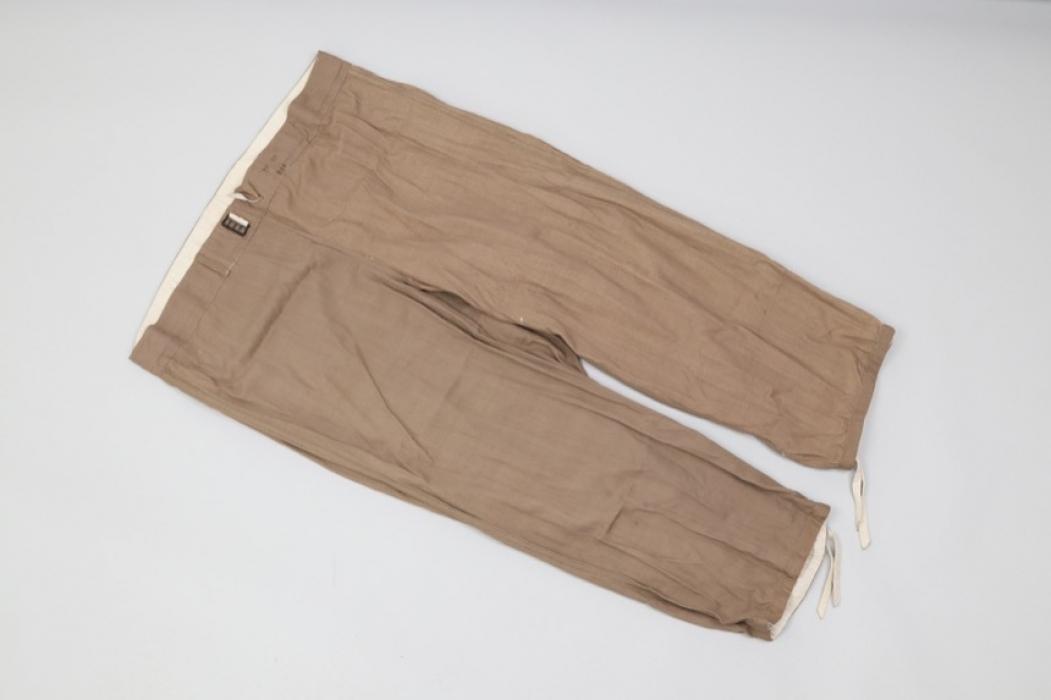 Heer Gebirgsjäger wind trousers