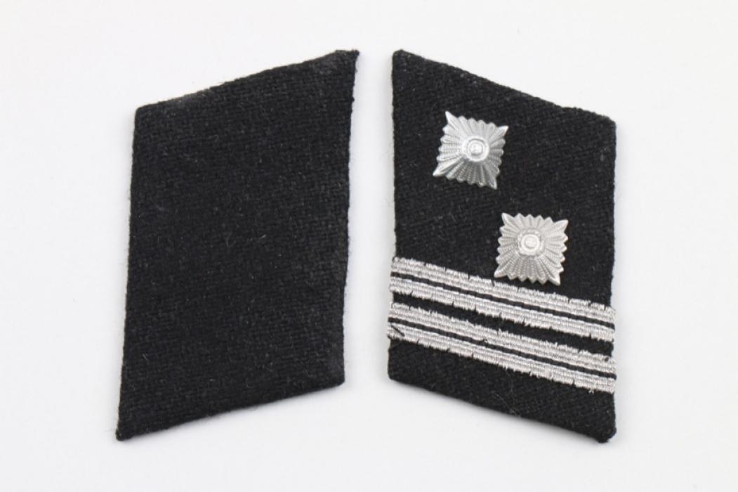 Sicherheitsdienst (SD) collar tabs - SD-Stabsscharführer