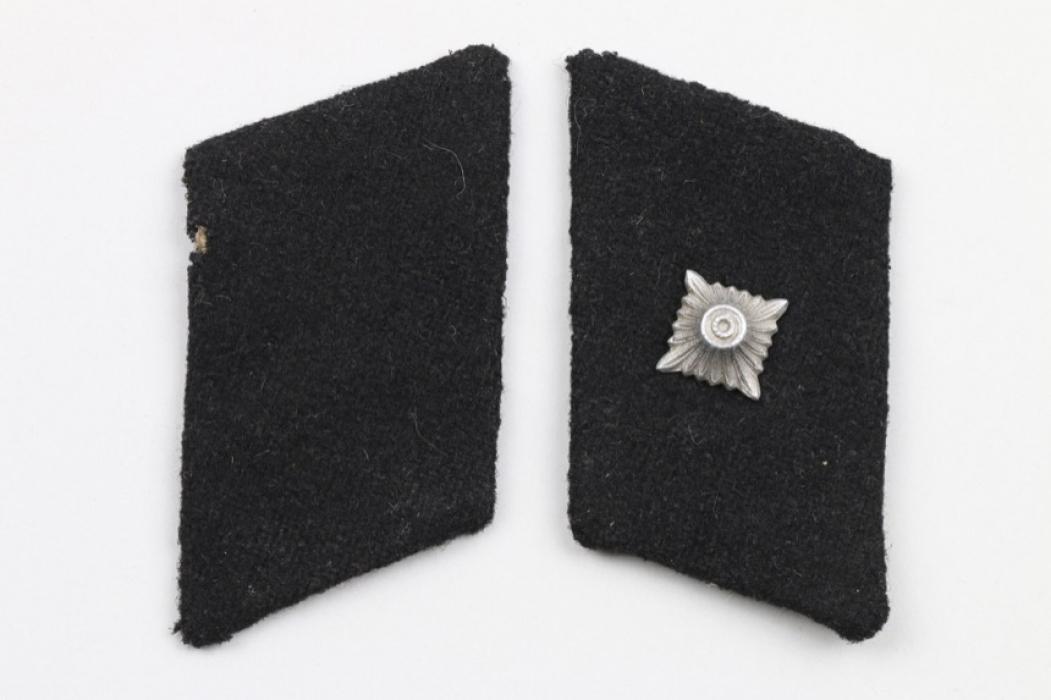 Sicherheitsdienst (SD) collar tabs - SD-Scharführer