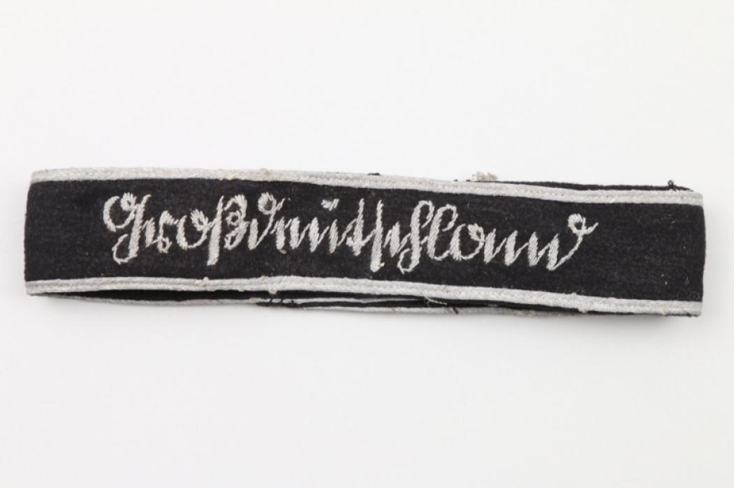 Großdeutschland officer's cuffband