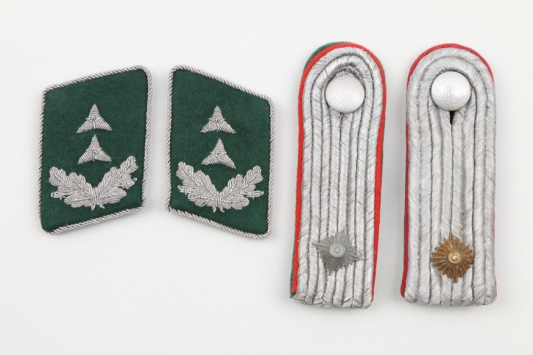 Luftwaffe civil servant insignia grouping Oberleutnant