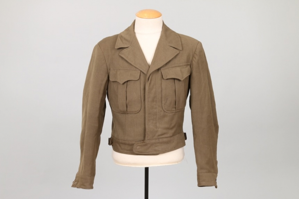 Großbritannien - battle dress uniform 1946