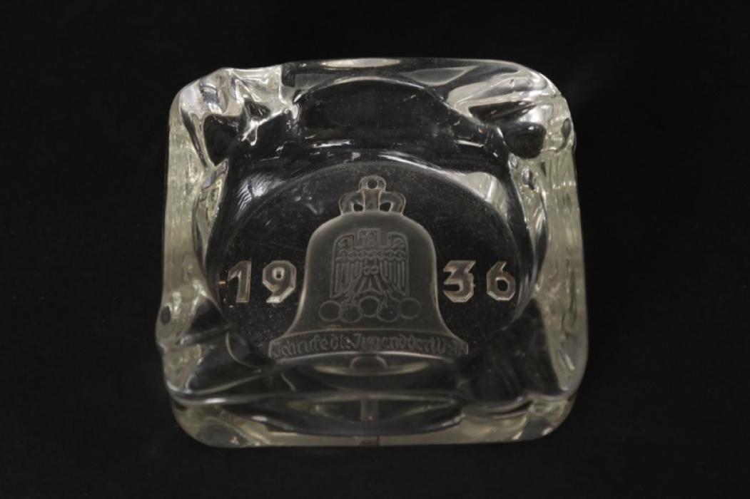 1936 Olympic Games ashtray