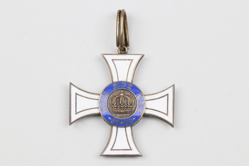 Prussia - Order of the Crown - Commander