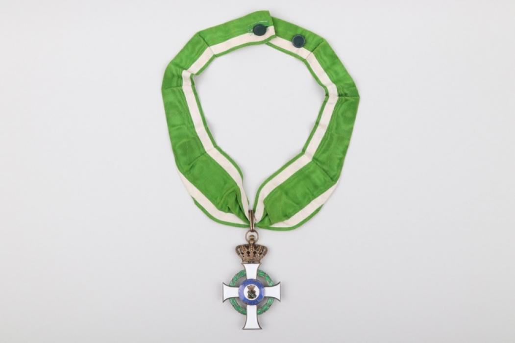 Saxony - Order of Albrecht Commander's Cross