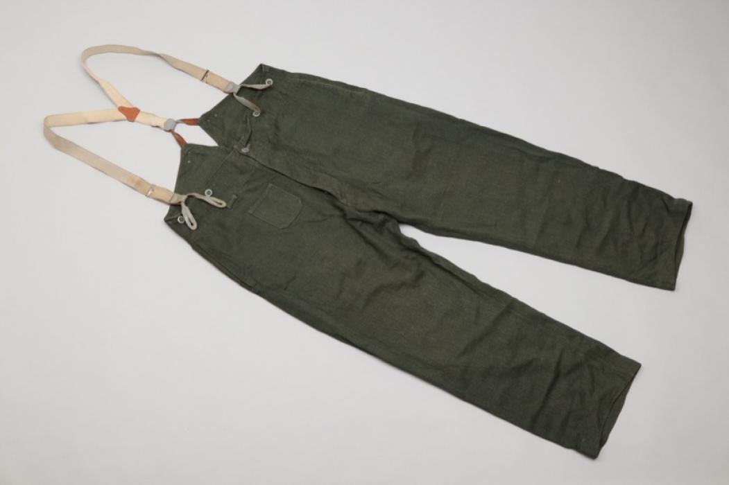 Heer / Waffen-SS field trousers - HBT