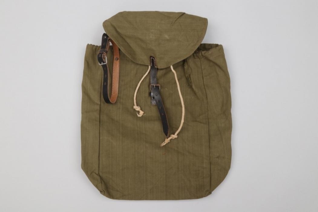 Heer Artillerie rucksack - Rb-numbered
