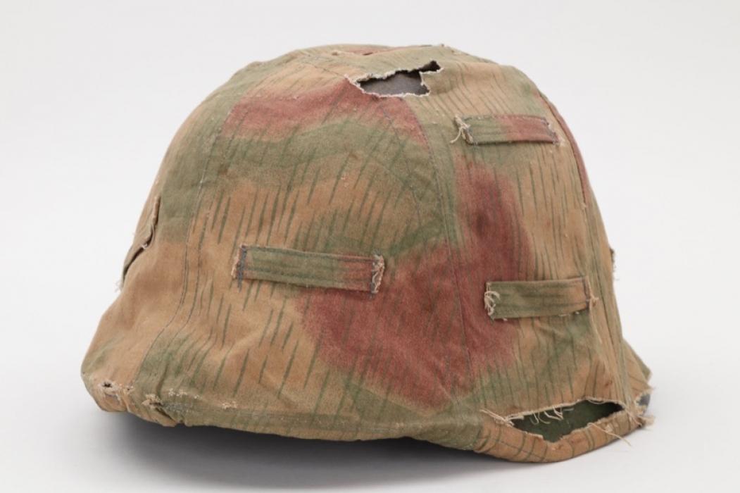 Wehrmacht tan & water helmet cover