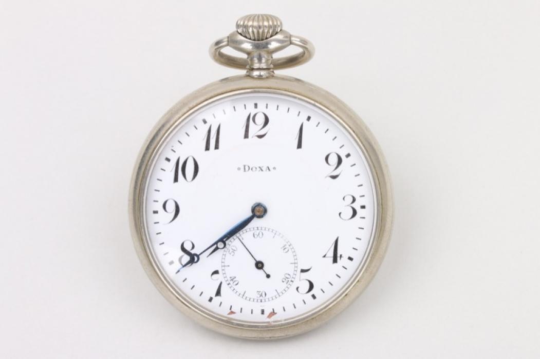 Imperial Germany - Flieger Bat. II pocket watch
