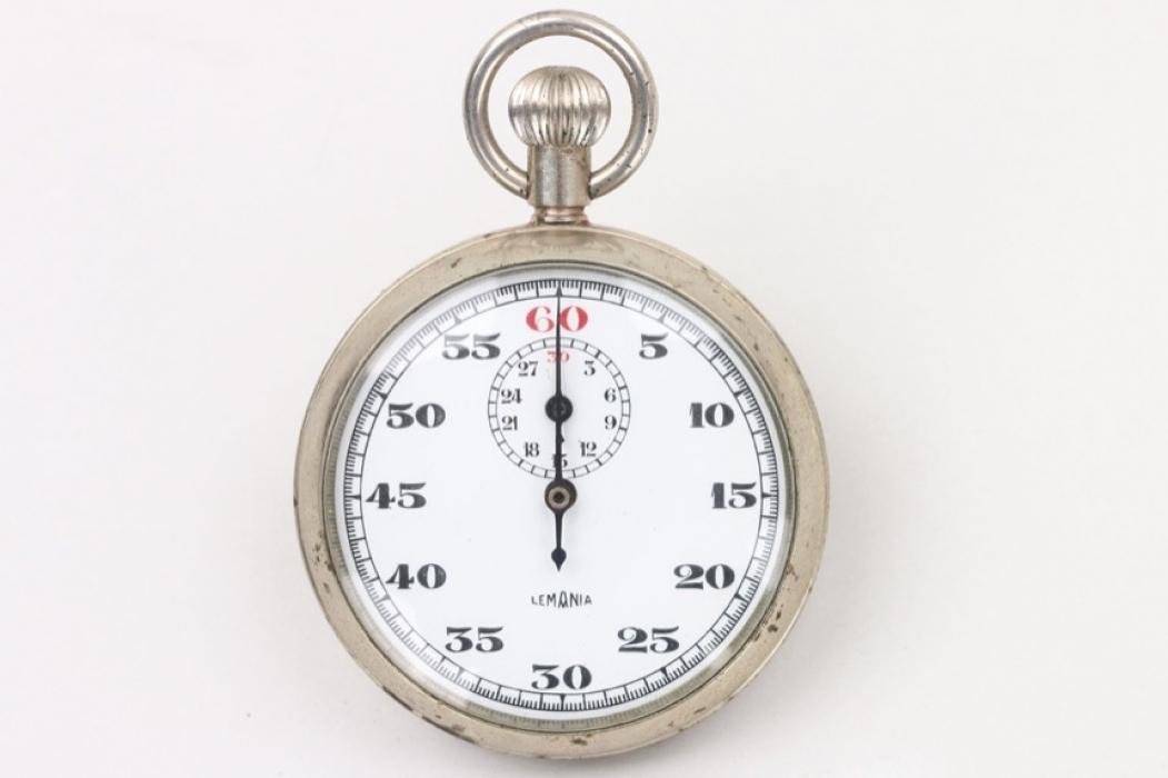 Third Reich stopwatch - LEMANIA