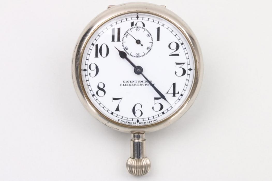 Imperial Germany - Pilot's watch by F.W. Kreis