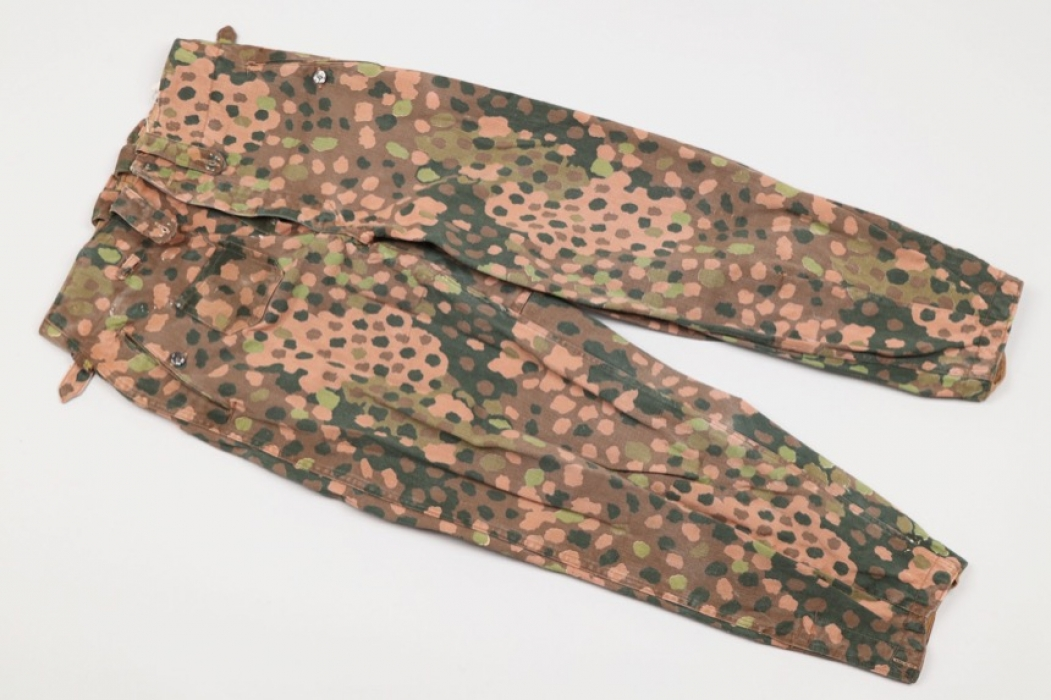Waffen-SS M44 camo trousers (smooth cotton)