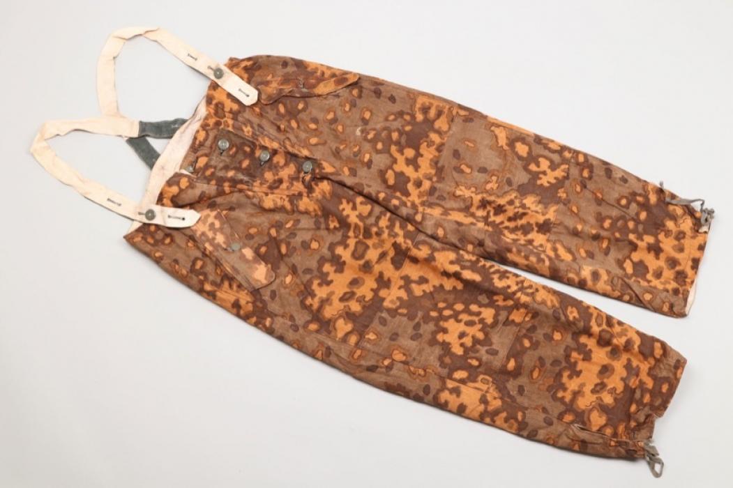Waffen-SS reversible winter trousers (oak leaf)