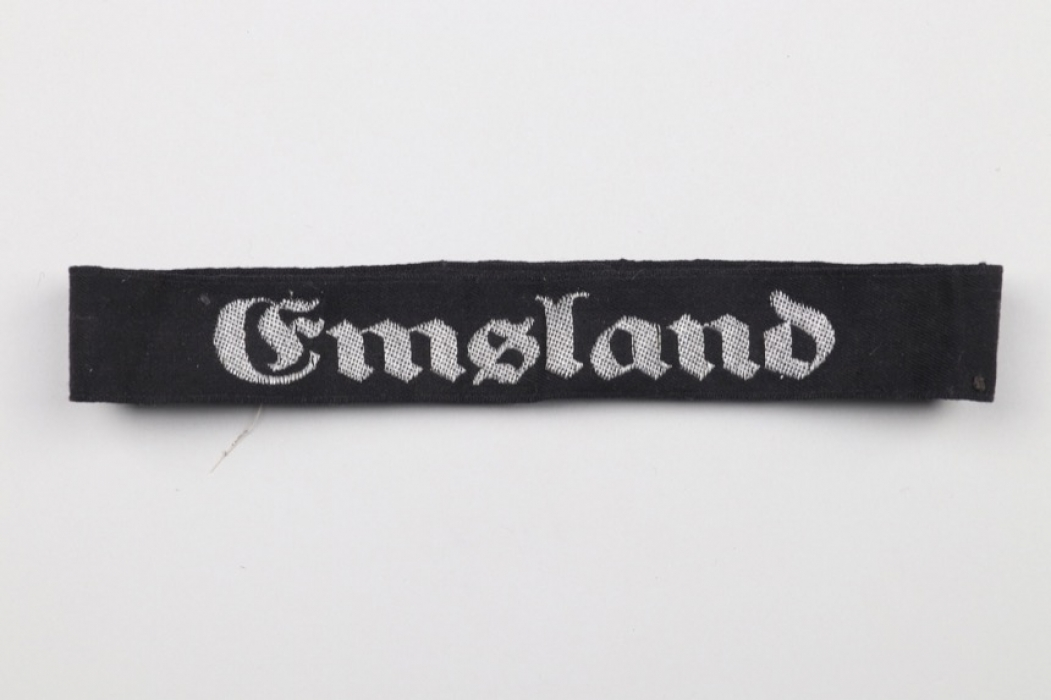 RAD leader's EMSLAND cuffband