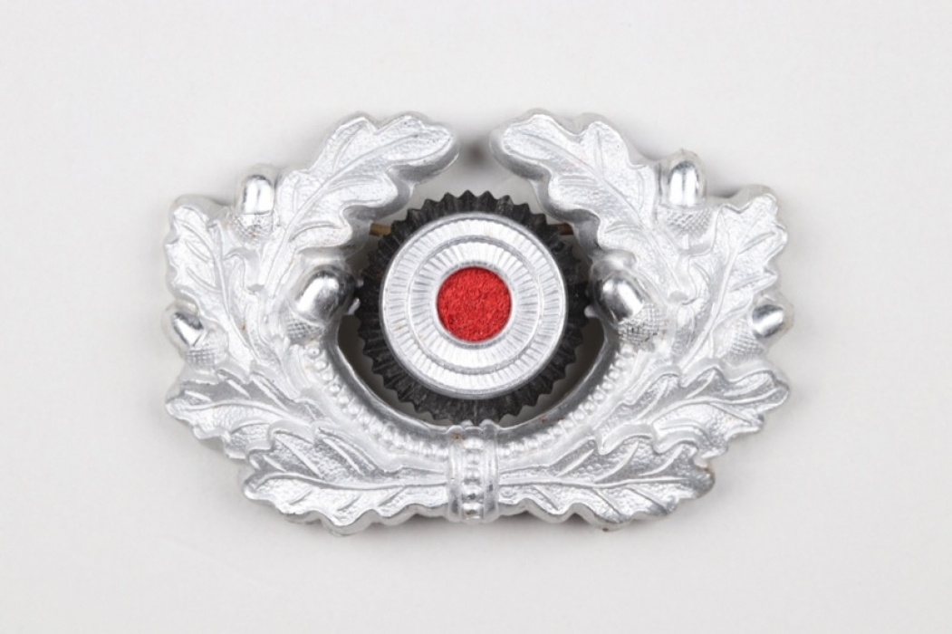 Heer wreath badge for visor cap
