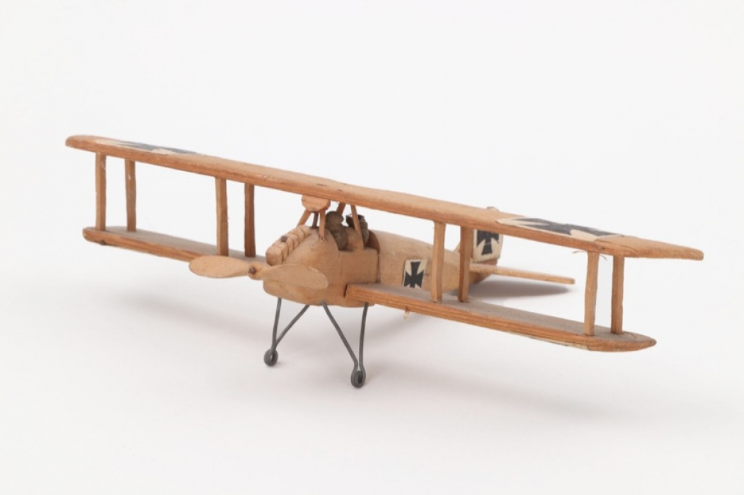 Imperial Germany - WW1 Rumpler aircraft model