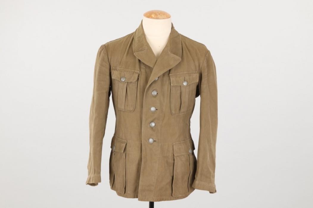 Heer M41 tropical field tunic
