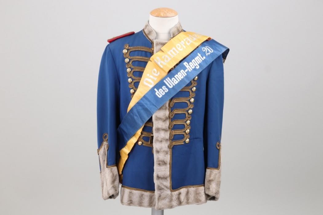 Austria - unknown tunic Ulanen-Regiment 20