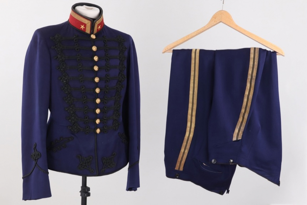 Sweden - unknown tunic & two trousers