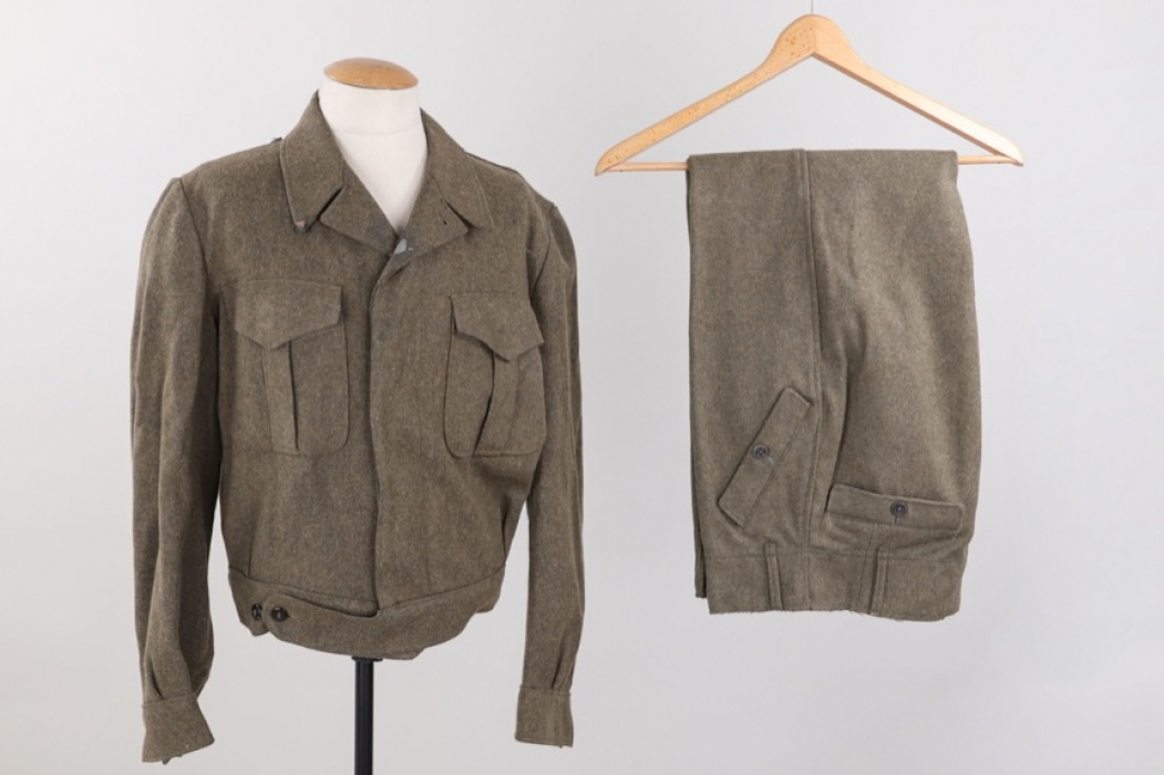 Heer M44/45 tunic & trousers - variant!