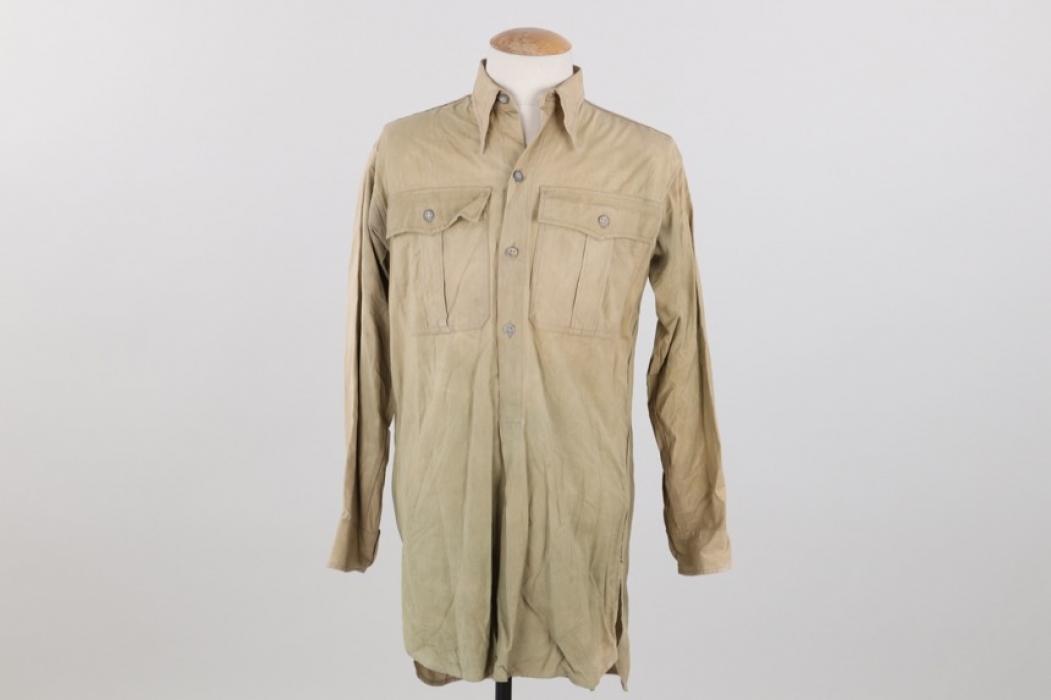 Wehrmacht tropical shirt