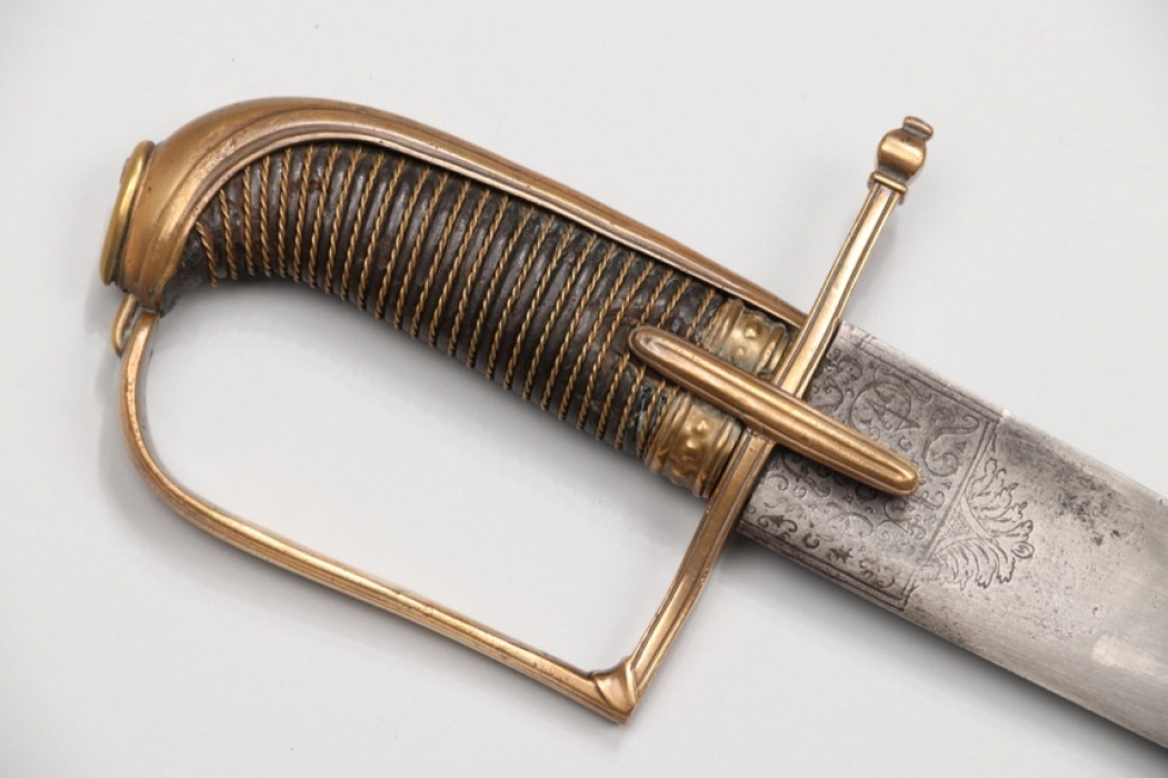 Imperial Germany - Hussar's sabre 1800