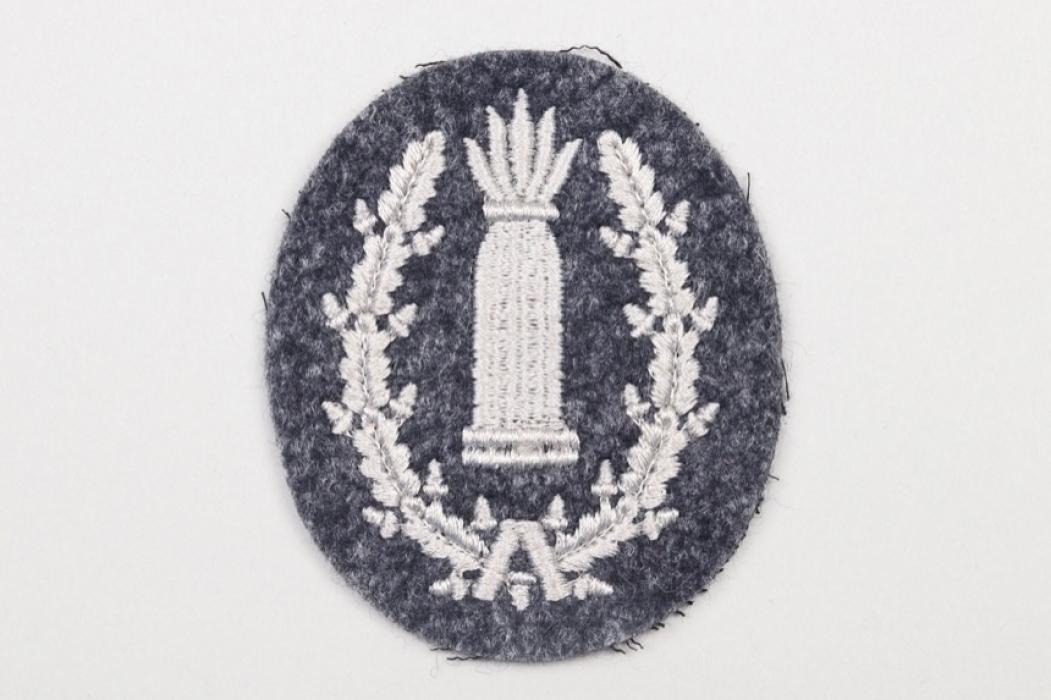 """Luftwaffe trade badge """"Geschützführer"""""""