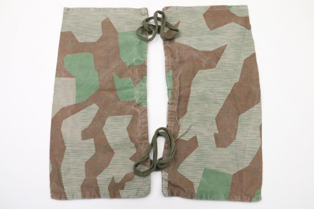 Wehrmacht splinter camo pouches