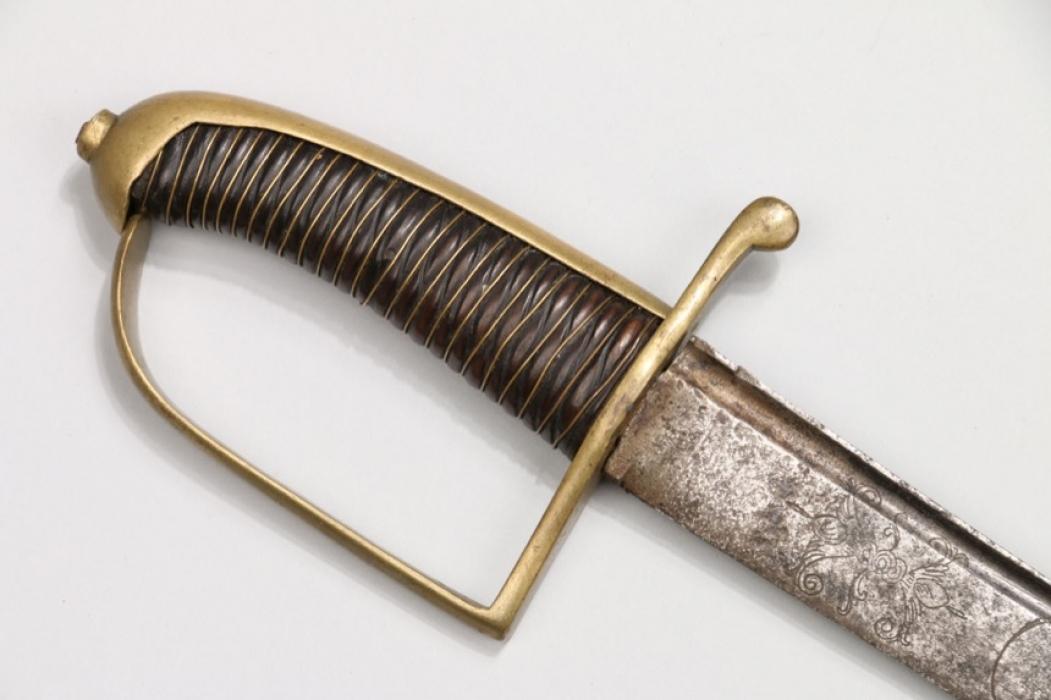 Bavaria - Grenadier M1790 sabre