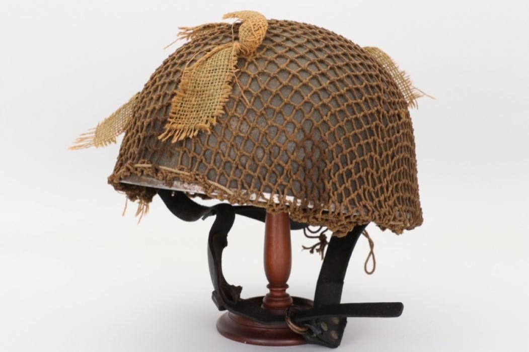 WW2 British MK1 paratrooper helmet