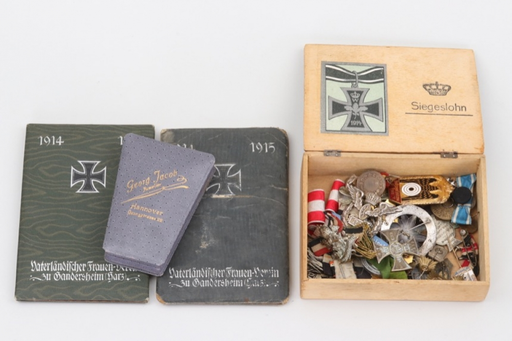 Imperial Germany - lot of miscellaneous