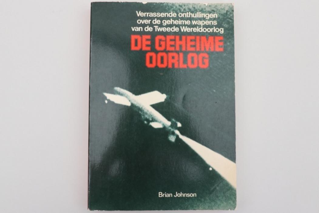De Geheime Oorlog - Brian Johnson
