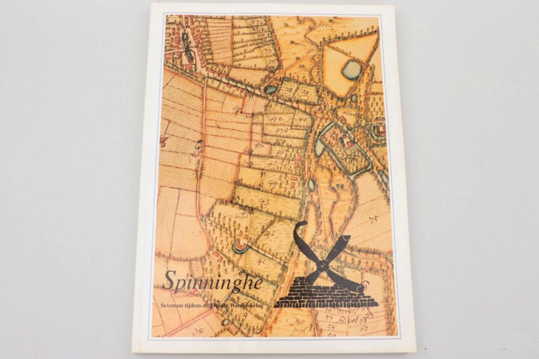 Spinninghe: Sevenum tijdens de tweede Wereldoorlog von Verstegen.Maessen et al.