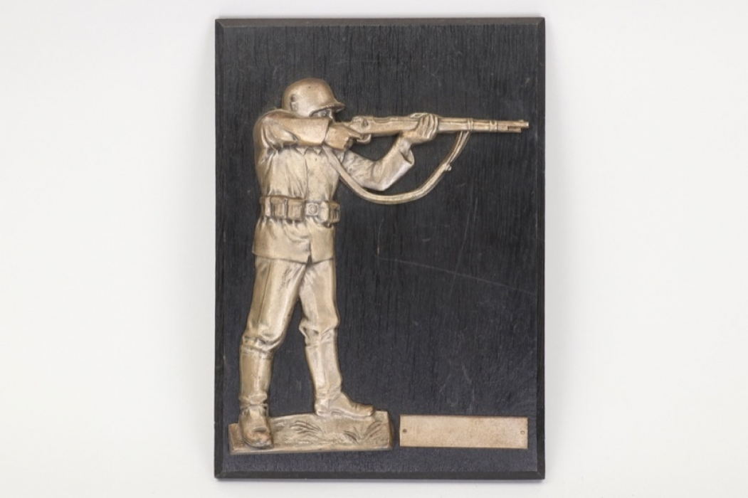 Wehrmacht shooter's wall decoration
