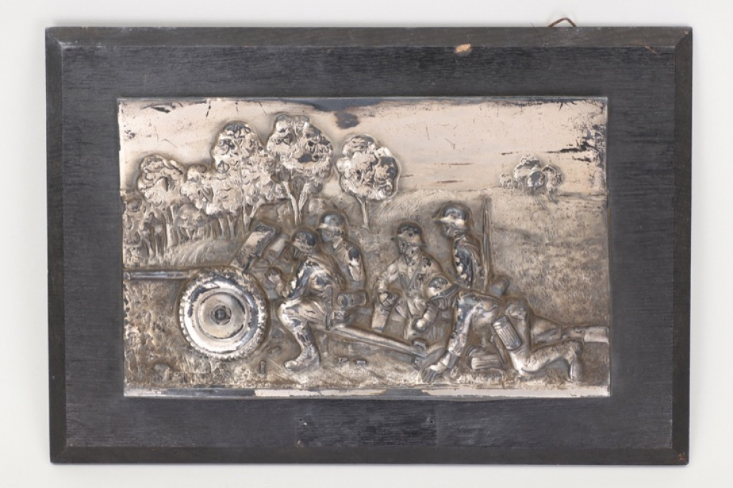 "Wehrmacht ""Pack crew"" wall decoration"