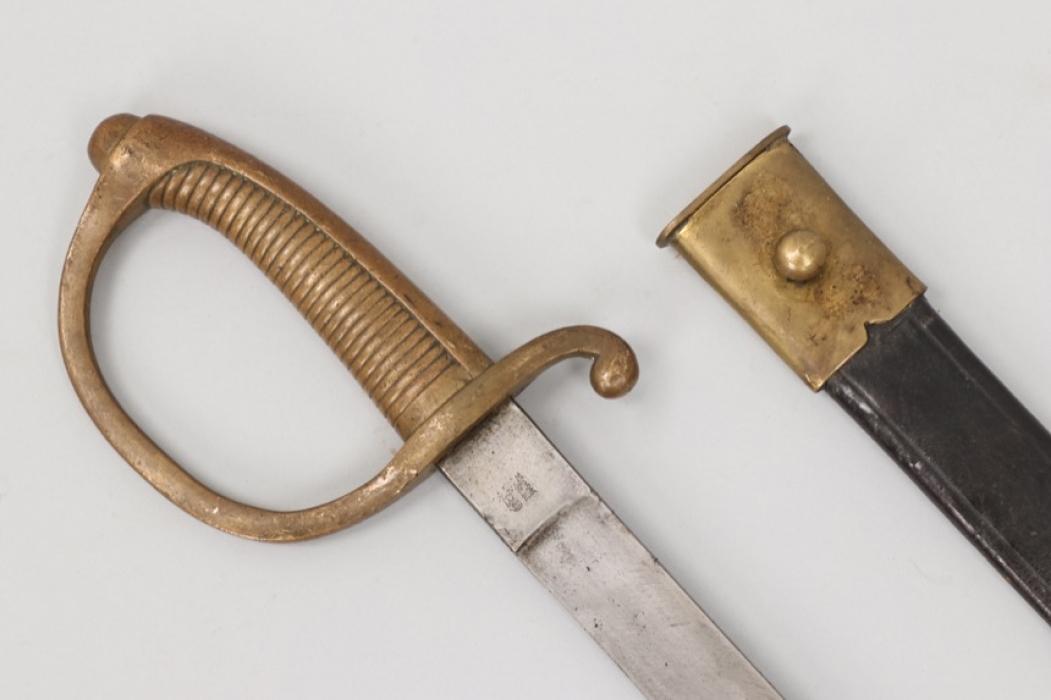 """France - infantry sabre """"Briquet"""" by WKC"""