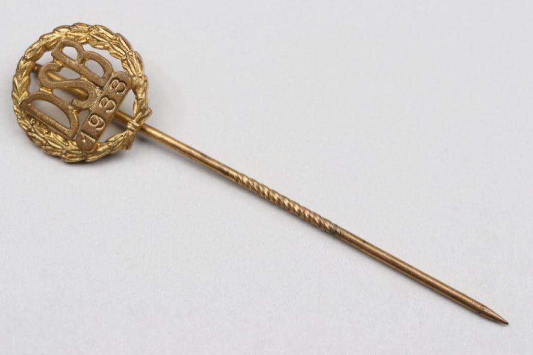 1933 DSB honor membership pin