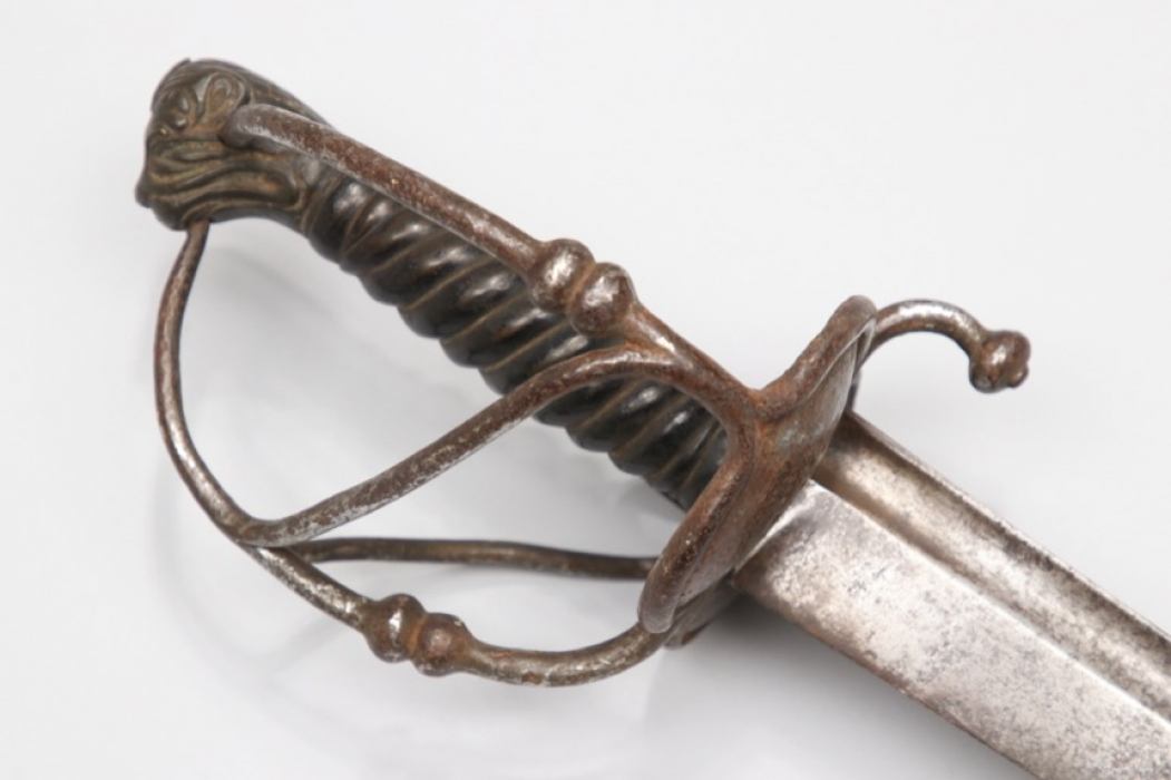 Swiss - sabre 17th century