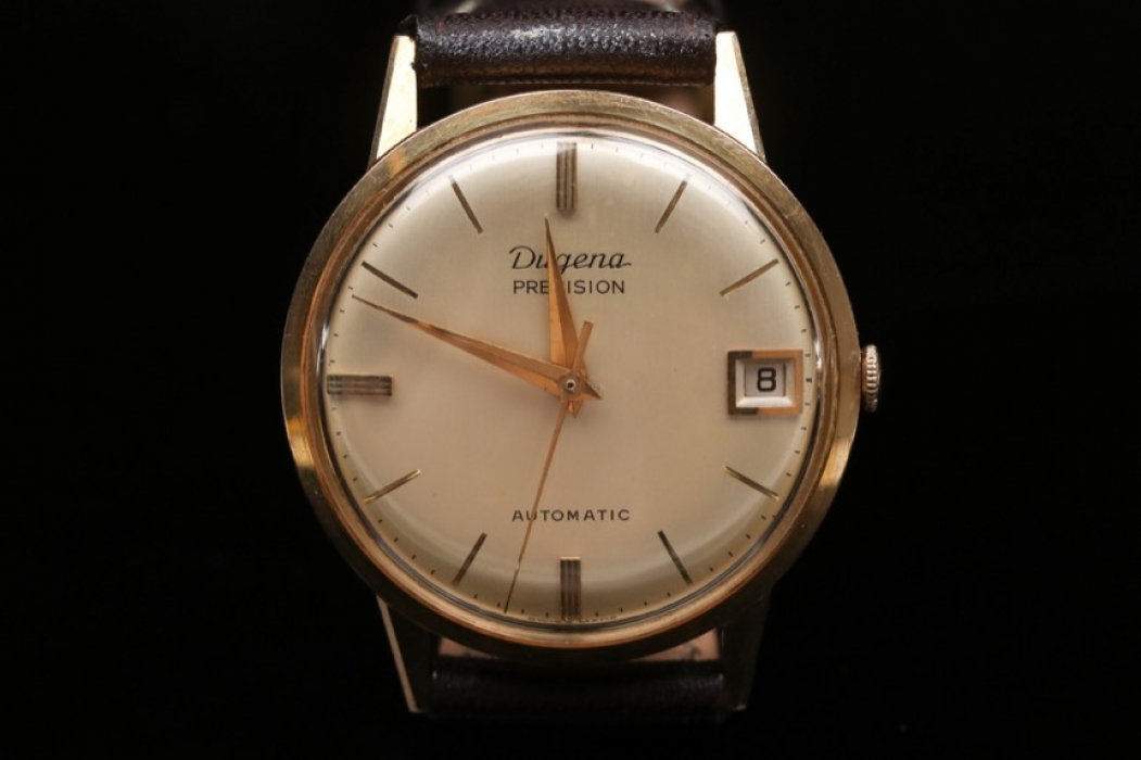Dugena Automatic  - 14 Kt. gold case
