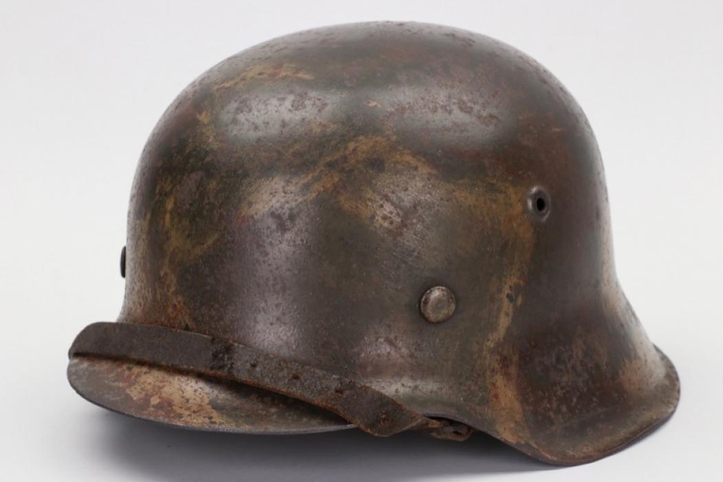 Heer M40 camo helmet - hkp64