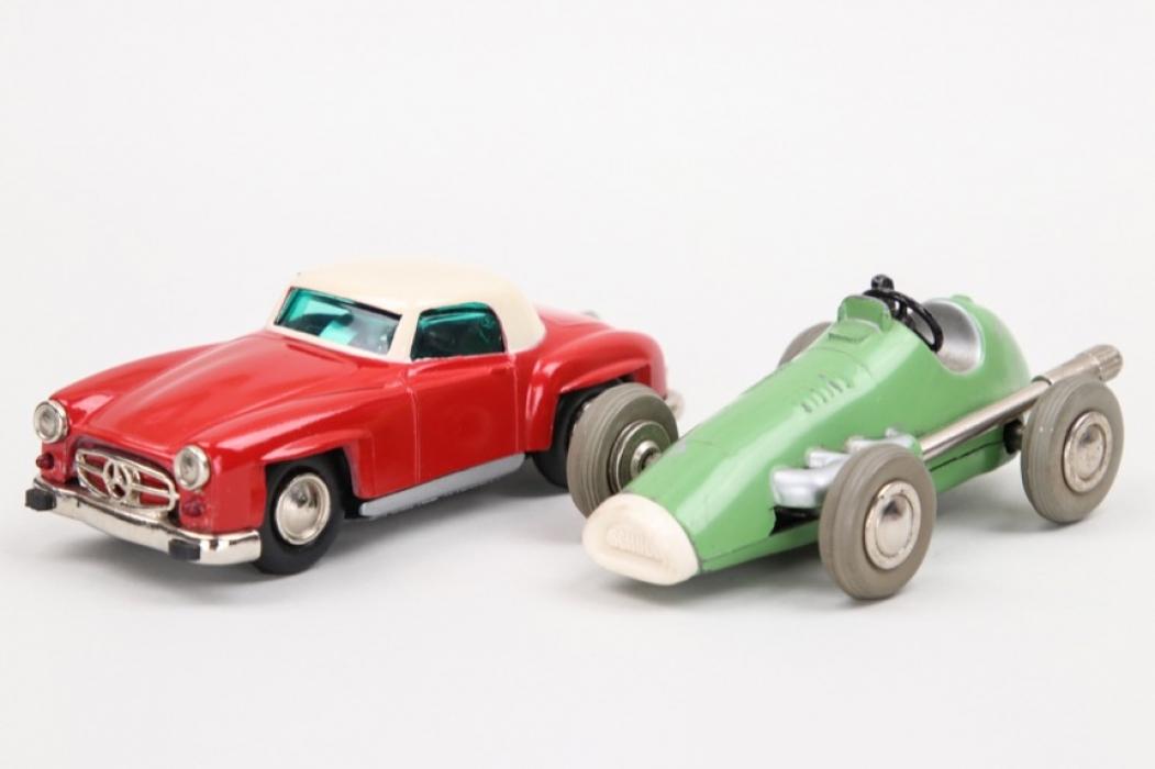 Schuco - Zwei Micro Racer