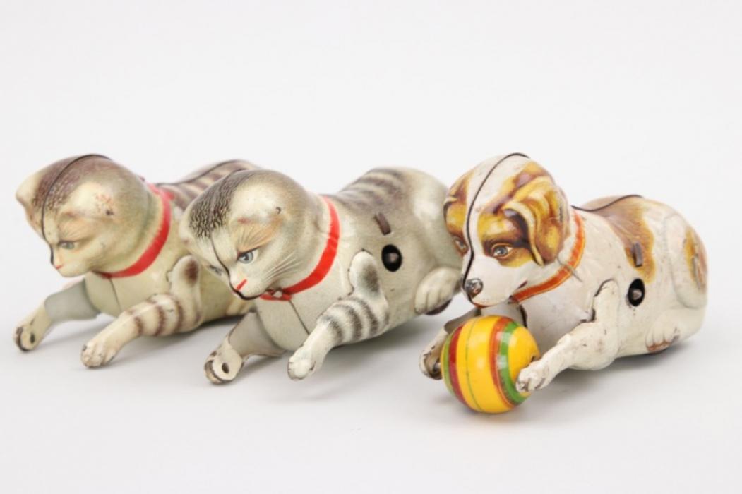 Köhler - Katzen und Hund