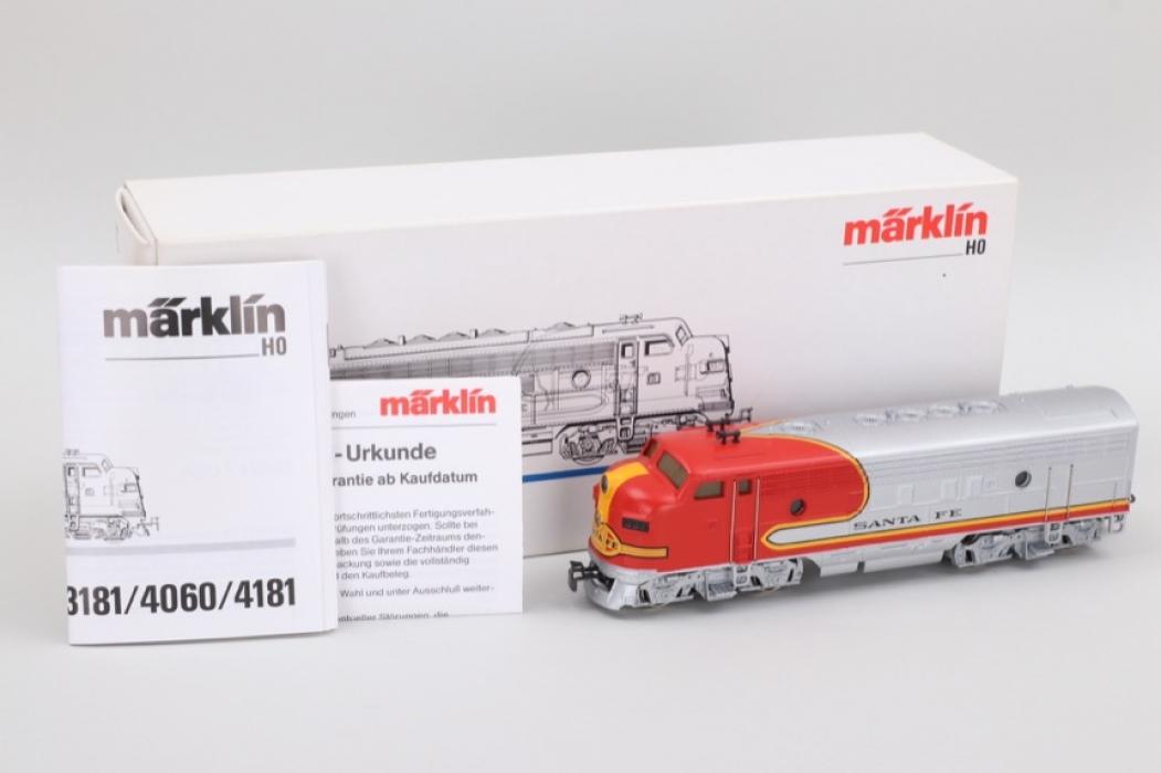 """Märklin - Modell Nr.3060 """"Diesellokomotive F7"""" Spur H0"""